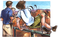 Story Board Illustration 3